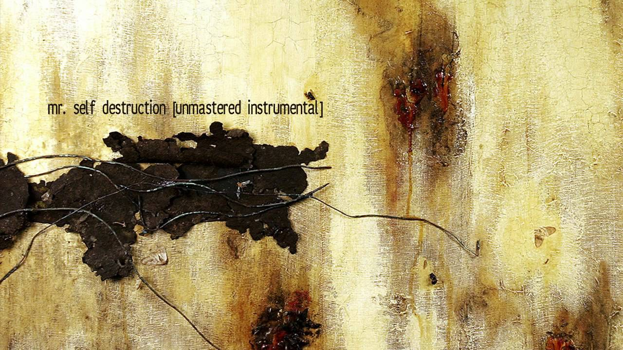 Mr Self Destruct Nine Inch Nails - Best Nail Design 2018