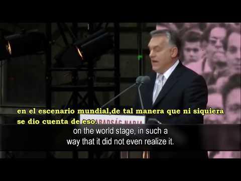 Gran discurso de Viktor Orban - Si la libertad es perdida || Subtítulos en Español