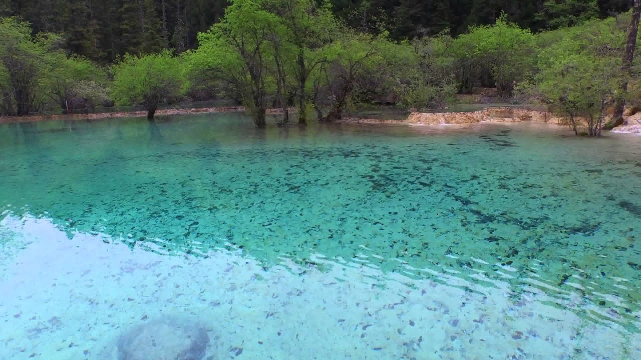 Dji Phantom 3 Professional >> Jiuzhaigou and Huanglong (九寨沟 + 黄龙), Sichuan, China Drone Aerial - YouTube
