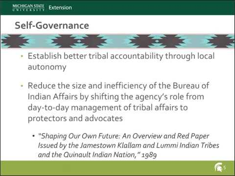 Building Strong Sovereign Nations Part 2: Fiscal Management in Indian Country