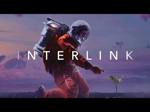 INTERLINK - A Chill Synthwave Mix