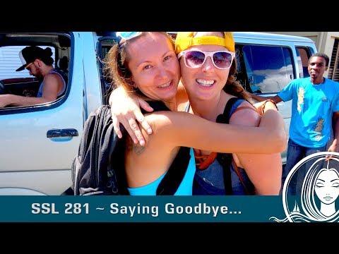 SSL 281 ~ Saying goodbye...