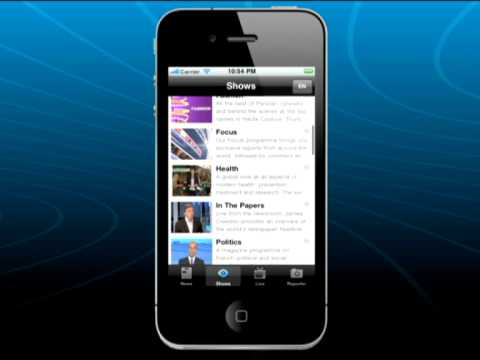 FRANCE 24 on your iPhone: become our observer on the ground!
