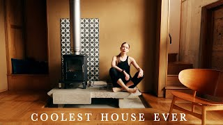 The World's Coolest House – Notting Hill, London –  Minimalist House Tour