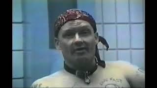 GG ALLIN - Bleedin', Stinkin' and Drinkin' VHS (1994)