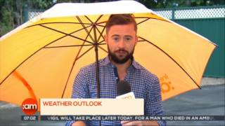 tv blooper irish weather wins once again instagram deric tv3 subscribe