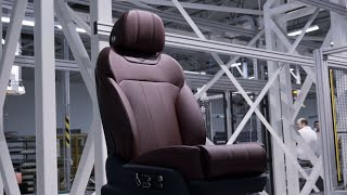 التصميم الداخلي للسيارة فلاينج سبير موديل 2020