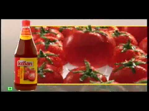 kissan ketchup history