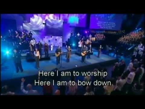 Hillsong - Here I am to worship (lyrics) Best True Spirit Worship Song