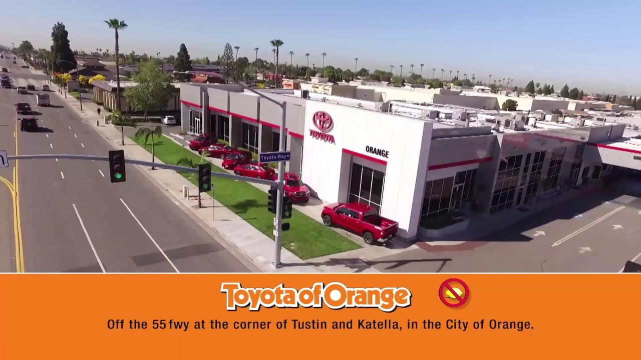 Toyota Of Orange >> Toyota Of Orange Is The Number 1 In Orange County Number 1 Dealership In Orange County