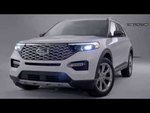 2020 Ford Explorer Specs and Engines