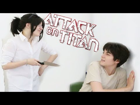 ATTACK ON TITAN: The One With Hanji