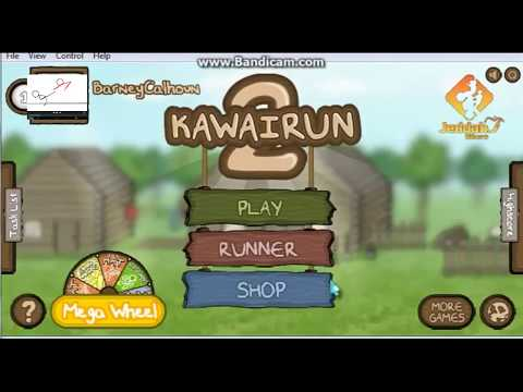 Kawairun 2 How to Get lvl 1000 + INFINATE MONEY No Blue Coins :)
