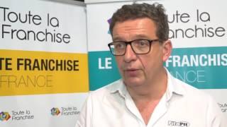 Interview de Loïck Le Brun, président Pita Pit France
