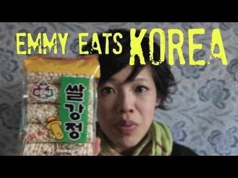 Emmy Eats Korea - Korean snacks & sweets