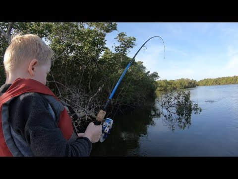 Florida Fishing & Adventure - Christmas Vacation in Cape Coral FL (Part 2 of 2)
