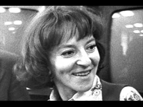 Wanda Wiłkomirska & David Dubal, 6/20/80