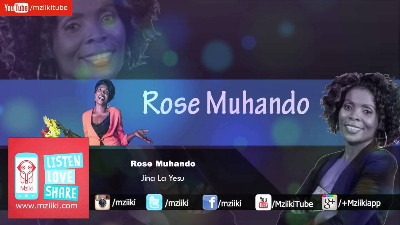 Download Jina La Yesu | Rose Muhando | Official Audio