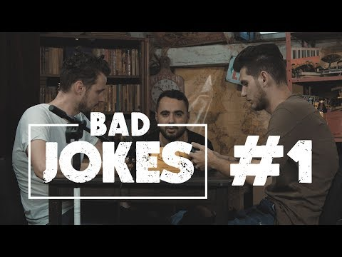 BAD JOKES 1 #NoapteaTârziu | Cuza VS Quick