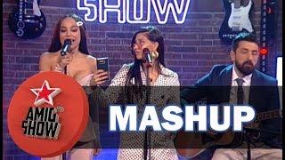 Angellina i Edita - Fatamorgana, Sama, Sin pijama, Banane, Budi u blizini (Mashup) (Ami G Show S11)