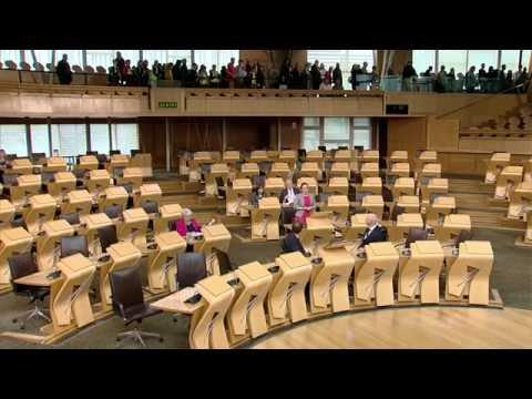 Rural Communities and the Post-study Work Visa Debate - Scottish Parliament: 16th June 2016