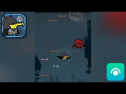 Doodle Jump DC Super Heroes - Gameplay Trailer (iOS)