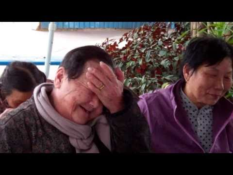 Crazy Old Chinese Lady