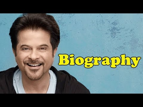 Anil Kapoor - Biography