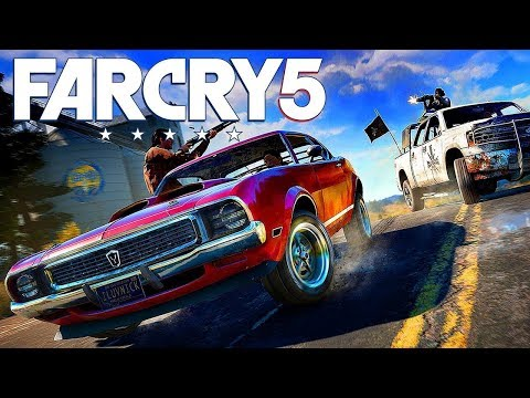 FARCRY 5 LIVE GAMEPLAY // Episode 2 Stream thumbnail