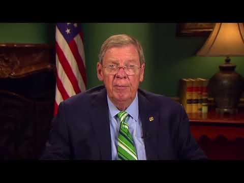 A Fort Benning Centennial Shoutout from Senator Johnny Isakson