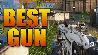 vuclip Best Gun in Black Ops 3: The COD4 M16 is Back! (XR-2 Three Round Burst Assault Rifle)