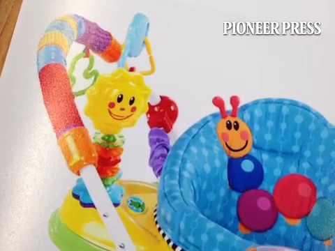 4b9944706e2c Baby Einstein Jumper