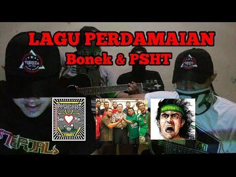 BONEK PSHT - Lagu Perdamaian (Cover by Terjal)