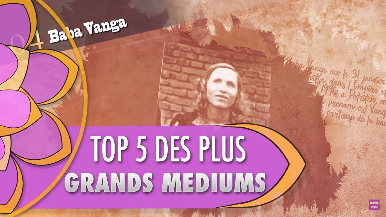 ⭐ LE TOP 5 DES PLUS GRANDS MEDIUMS