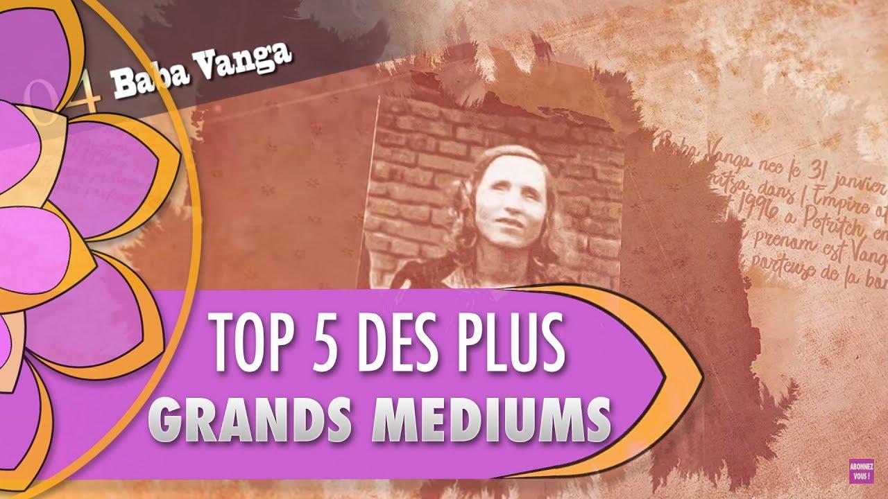 ⭐ LE TOP 5 DES PLUS GRANDS MEDIUMS