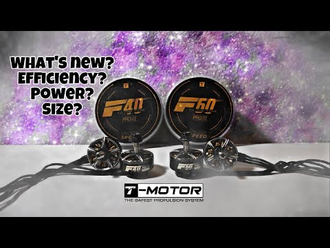 Tmotor F40 & F60 Pro v3 Review (Part 1)