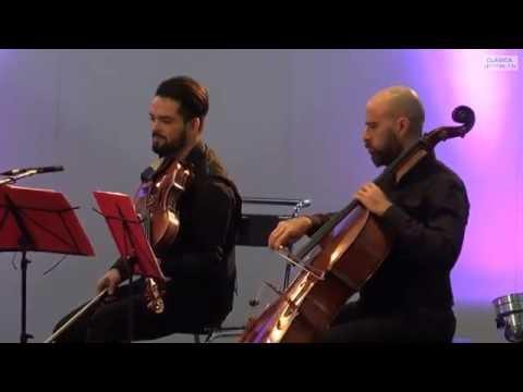 Alberto Ginastera  - Cuarteto Nº2, op.26  - Libero e rapsodico