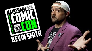 Kevin Smith Interview at Mainframe Comic Con