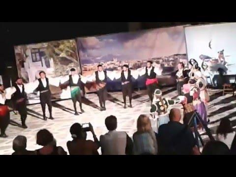 Greek Traditional Dances - Music & Dance Group