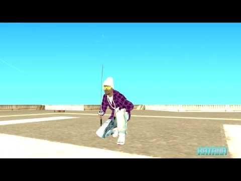Chrome Weapon Pack And Weapon Sound | GTA San Andreas