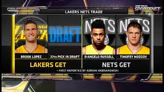 5 Reasons LA Lakers Why Giving Up D'Angelo Russell Was Genius