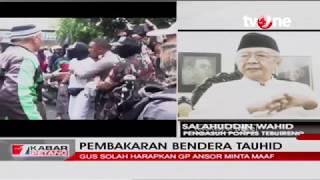 Download Video Tanggapan Gus Solah Soal Pembakaran Bendera Tauhid MP3 3GP MP4