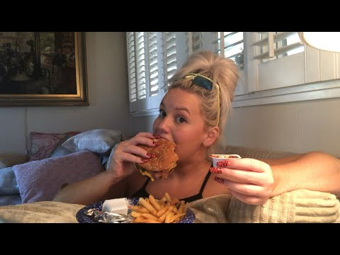 Eat With Me - Burger King