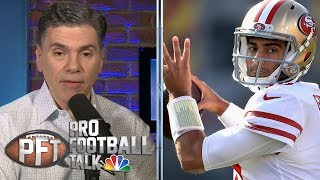 Should the NFL consider reseeding the playoffs? | Pro Football Talk | NBC Sports Video