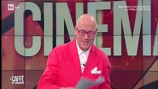 "Tulipani di Seta Nera a ""Il Caffè di Rai 1"" 2017"