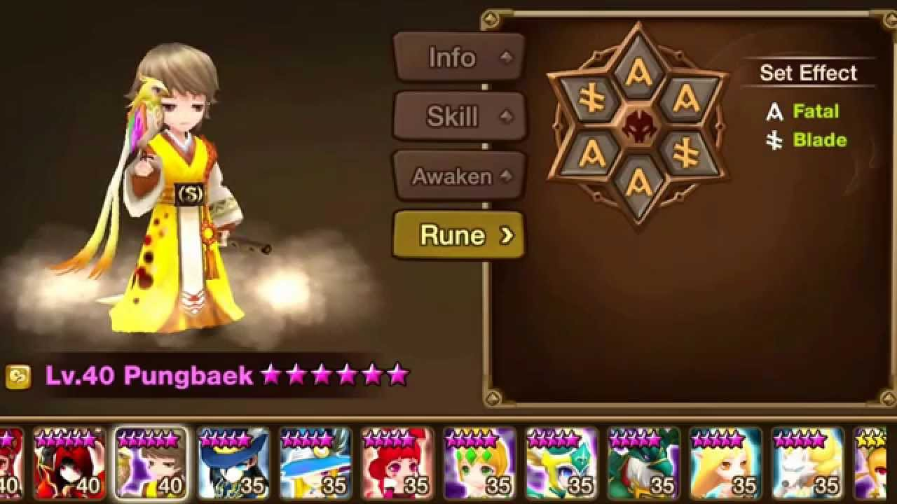 summoners war max monster slots