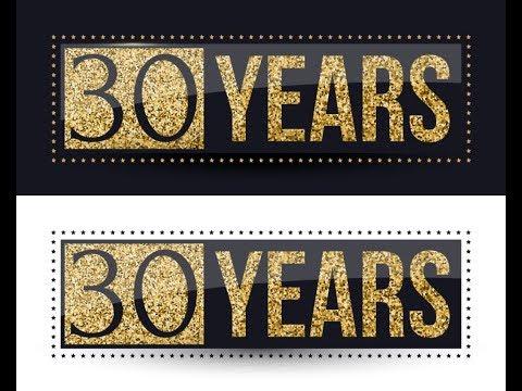 Поздравление с юбилеем 30 лет девушке!