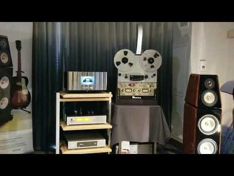 AXPONA 2018 Jeff Rowland, Joseph Audio best sounding room