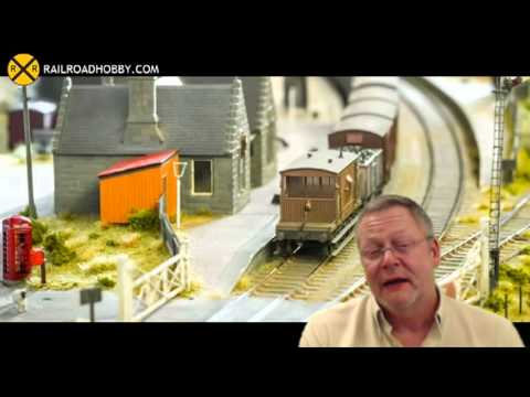 Model Railroad Hobby Welcome Video
