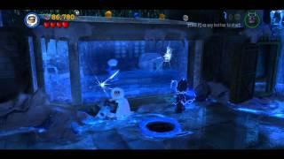 LEGO Batman 2 DC Super Heroes - Asylum Assignment Walkthrough Gameplay